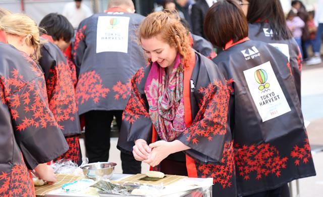 駒沢公園で収穫祭「東京ハーヴェスト2019」9月21、22日開催