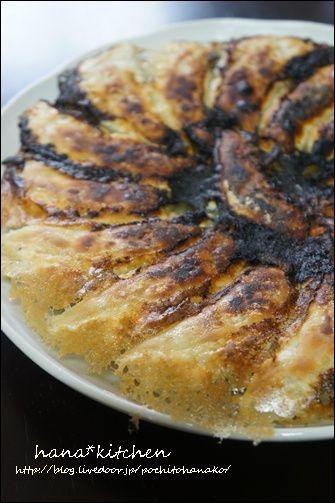 春きゃべつで野菜餃子のレシピ。とおいしい焼き方。