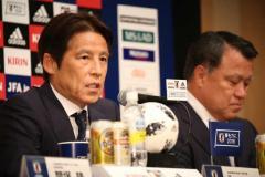 W杯日本代表メンバー23人発表