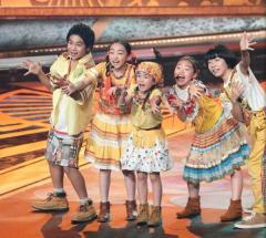 令和初のレコ大は「パプリカ」Foorin史上最年少受賞!小学生初 米津玄師作品で社会現象