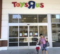 トイザラス、米国の全店を閉鎖 創業の地で70年の歴史に幕