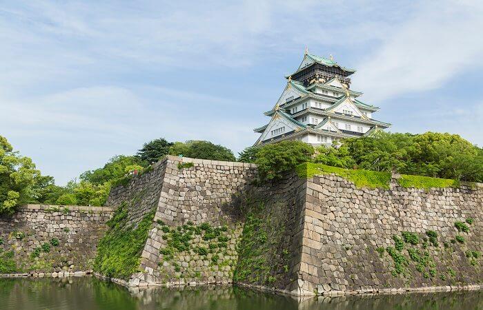 大阪城、大坂城、豊臣秀吉