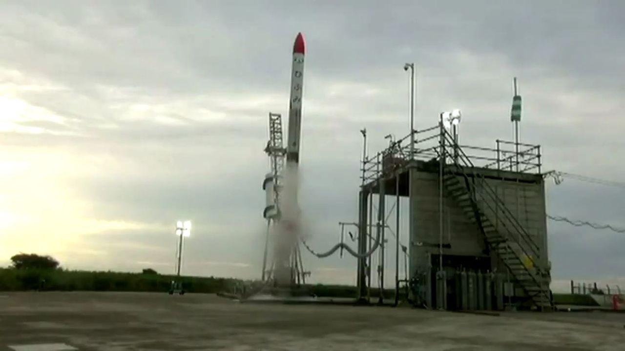 ホリエモンロケット2号機