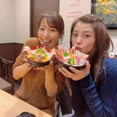 鷲見玲奈、岡副麻希と女子旅を報告で大反響「ビジネス友達?話題作り?」