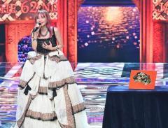 レコ大は「鬼滅の刃」劇場版主題歌「炎」LiSA11年目の初戴冠に涙 女性ソロでは西野カナ以来