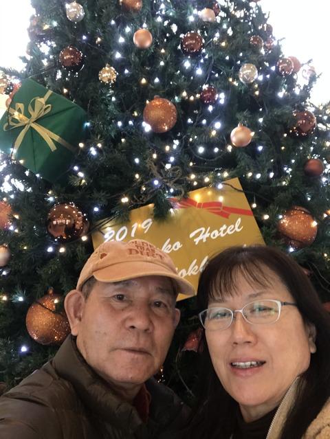 クリスマス カオルと