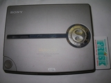 Sony Portable Video CD Player D-V500