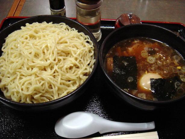 大勝館のつけ麺