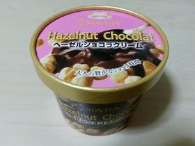 ヘーゼルショコラクリーム