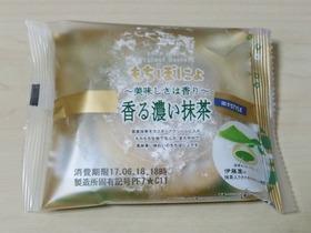 もちぽにょ 香る濃い抹茶