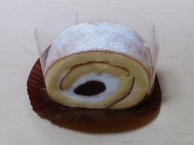 北海道産小豆のカステラロール