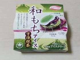 和もちアイス 宇治抹茶