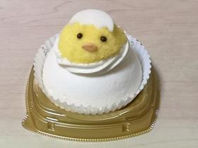 ふわふわことり レアチーズケーキ