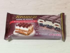ティラミスクッキーアイスモナカ