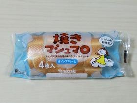 焼きマシュマロ ホイップクリーム
