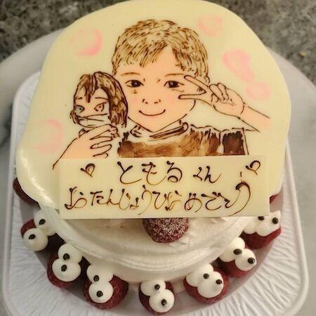 ともるくんお誕生日