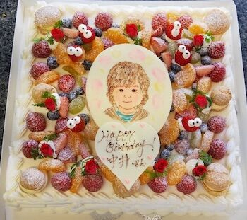 HappyBirthday中井さん