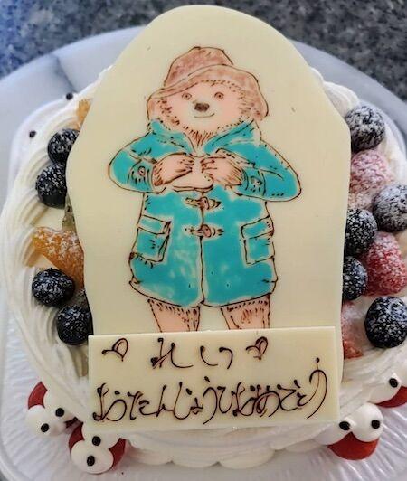 れいちゃんお誕生日