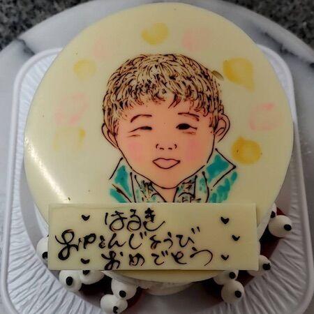 はるきお誕生日