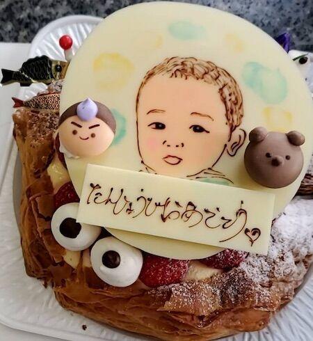 誕生日おめでとう(こどもの日)