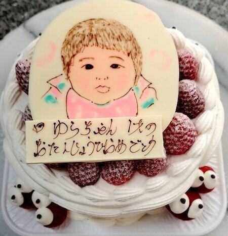 ゆらちゃんお誕生日