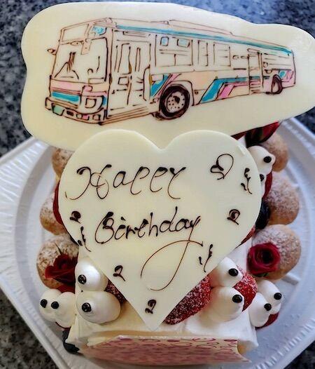 Happy Birthday(バス)