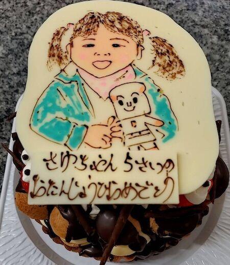 さゆちゃんお誕生日