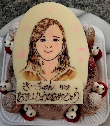 きーちゃん41歳お誕生日