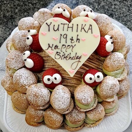 YUTHIKA19歳お誕生日