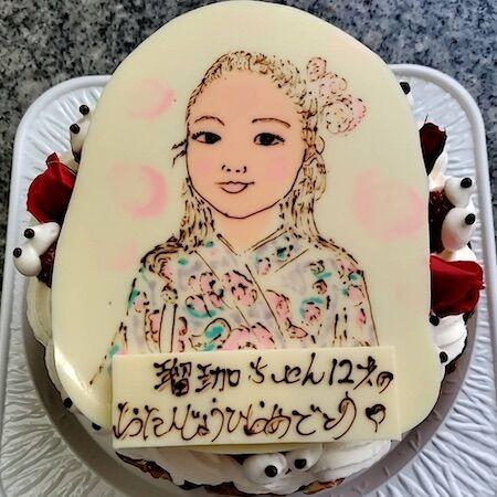 瑠珈ちゃん12歳お誕生日