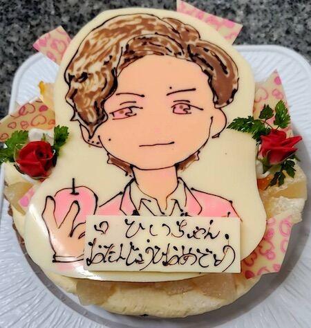 ひいちゃんお誕生日