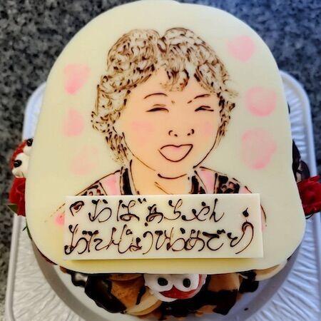 おばあちゃんお誕生日