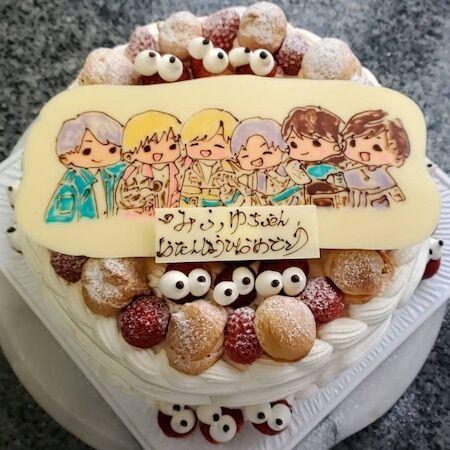 みふゆちゃんお誕生日