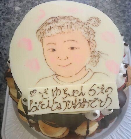 さゆちゃん6歳