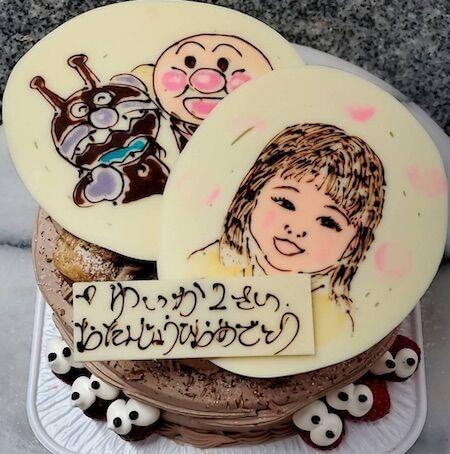 ゆいか2歳お誕生日