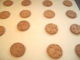 クッキー土台