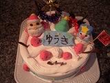 息子ケーキ