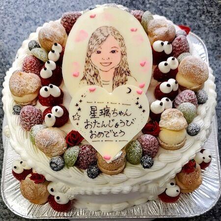 星璃ちゃんお誕生日