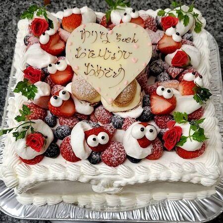 ゆりなちゃんお誕生日