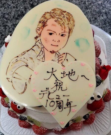 大地祝デビュー10周年
