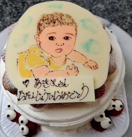 あきちゃんお誕生日