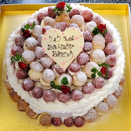 りょうちゃんお誕生日