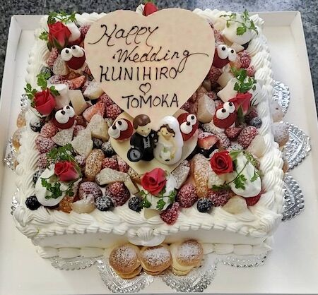 KUNIHIRO&TOMOKA HappyWedding