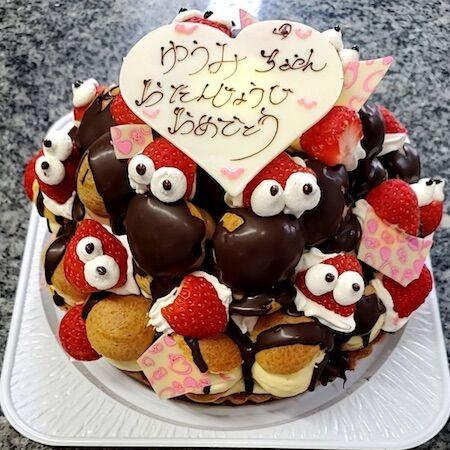 ゆうみちゃんお誕生日