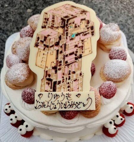 りゅうきお誕生日