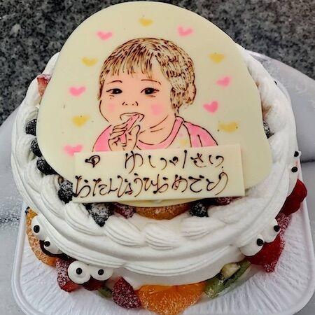 ゆい1歳のお誕生日