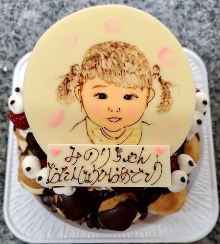 みのりちゃんお誕生日