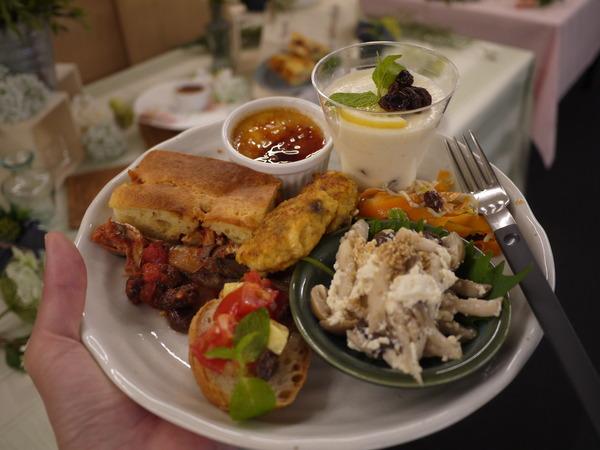 レーズンの上手な利用方法・レーズン活用の美味しい料理たち|カリフォルニアレーズンのイベントに参加した話