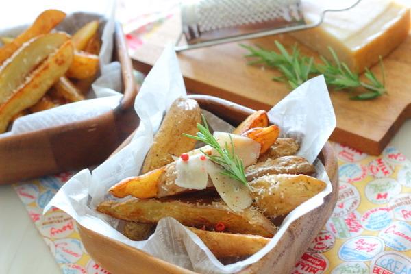 世界で一番美味しいフライドポテトを おうちで作ろう!