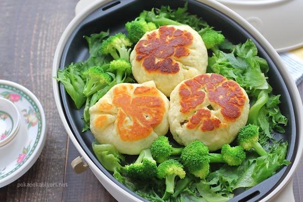 ホットプレートで簡単「焼き豚まん」(上海生煎包)|李錦記オイスターソースについて(#エスビー食品タイアップ)